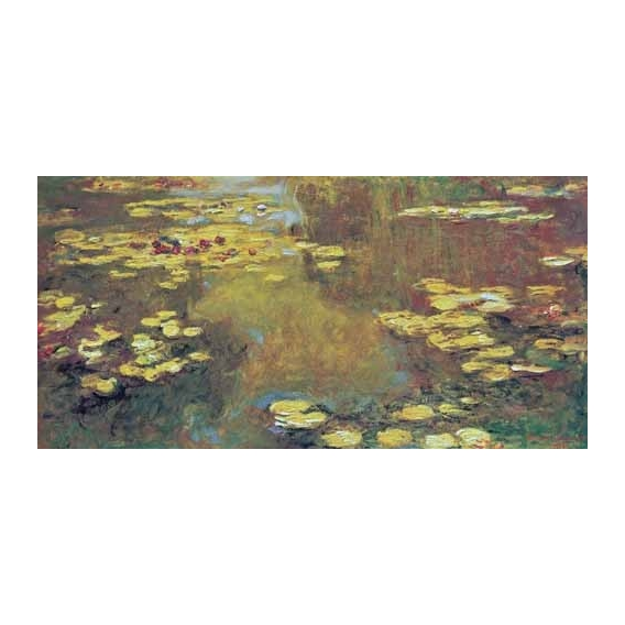 """""""The Pond of Water Lilies, 1919"""""""