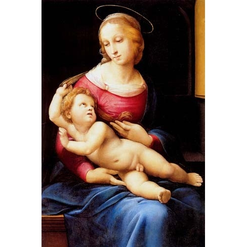 """The bridgewater Madonna"""