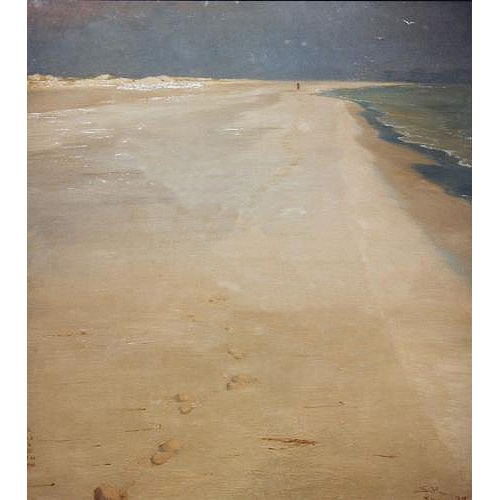 "Cuadro ""South beach of Skagen"""