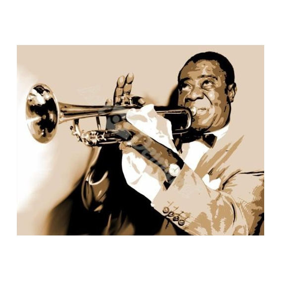 """""""Louis Armstrong"""""""