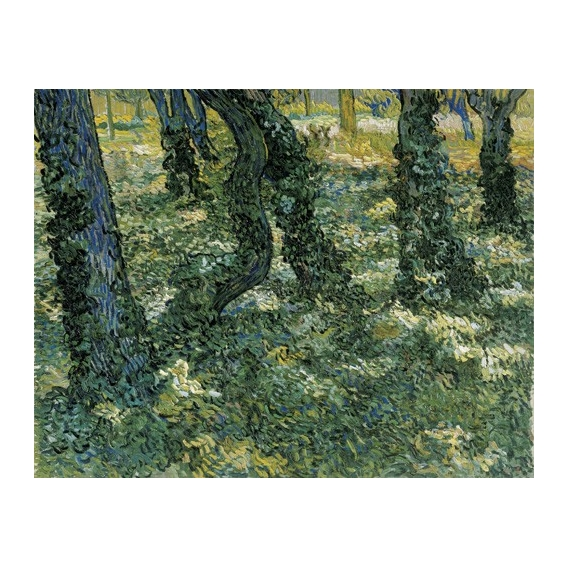 """Undergrowth, 1889"""