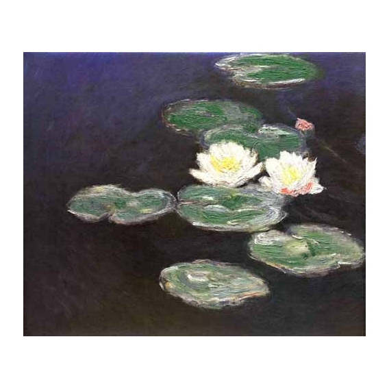 """Nympheas (Waterlilies)"""
