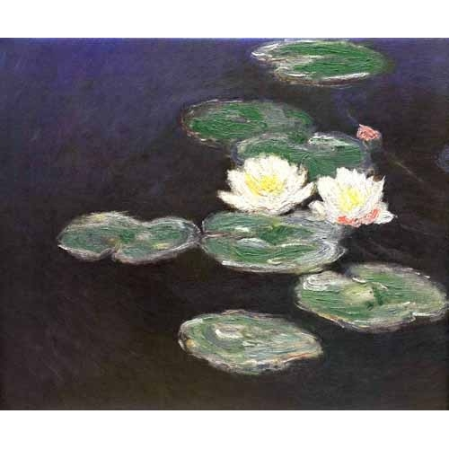 Comprar  - Cuadro Nympheas (Waterlilies) online - Monet, Claude