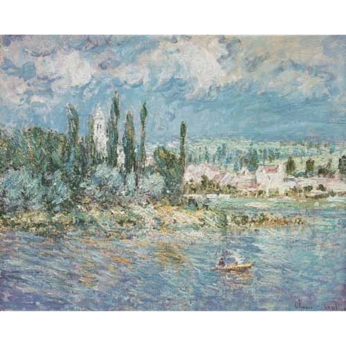 Comprar seascapes - Thunderstorms online - Monet, Claude