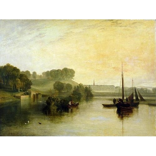 Comprar seascapes - Petworth, Sussex, The Sea of the Earl of Egremont online - Turner, Joseph M. William