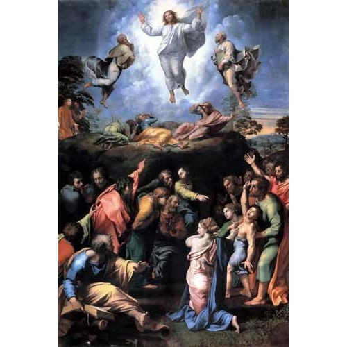 "Cuadro ""The Transfiguration"""