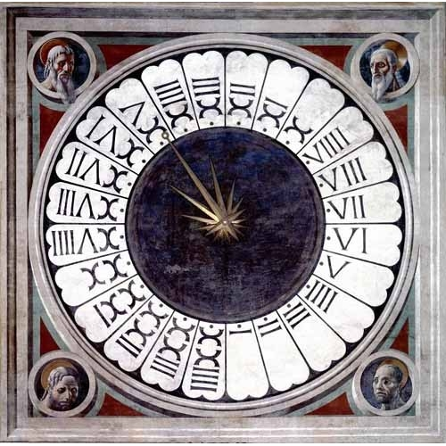 Comprar religious paintings - Reloj Canónico online - Uccello, Paolo