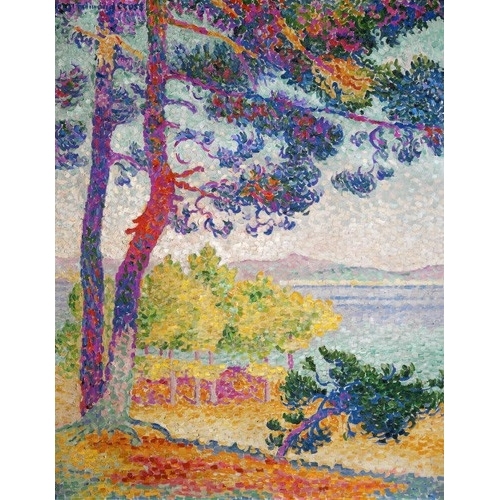 Comprar landscapes - Afternoon at Pardigon, 1907 online - Cross, Henri Edmond