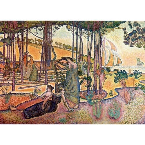 Comprar landscapes - L'Air du Soir online - Cross, Henri Edmond