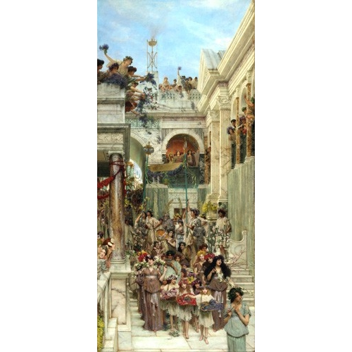 Comprar portrait and figure - Primavera online - Alma-Tadema, Lawrence