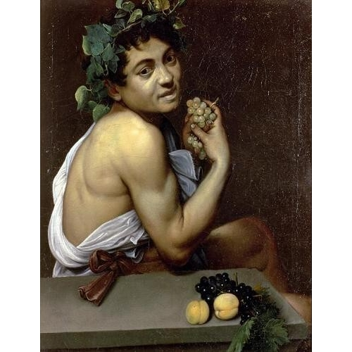 Comprar  - Cuadro The Sick Bacchus, 1591 (oil on canvas). online - Caravaggio, Michelangelo M.