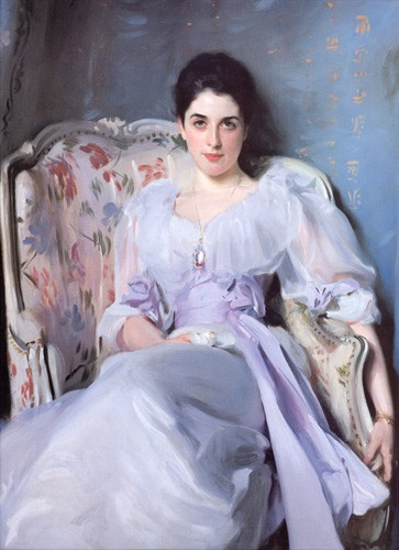 portrait and figure - Lady Agnew - Sargent, John Singer