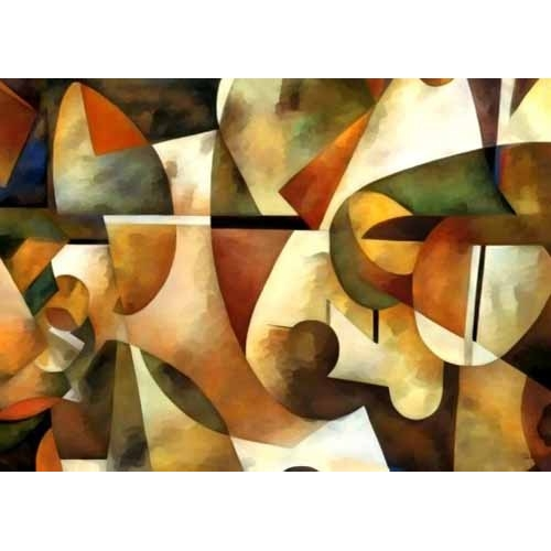 Comprar abstracts paintings - Moderno CM1284 online - Medeiros, Celito