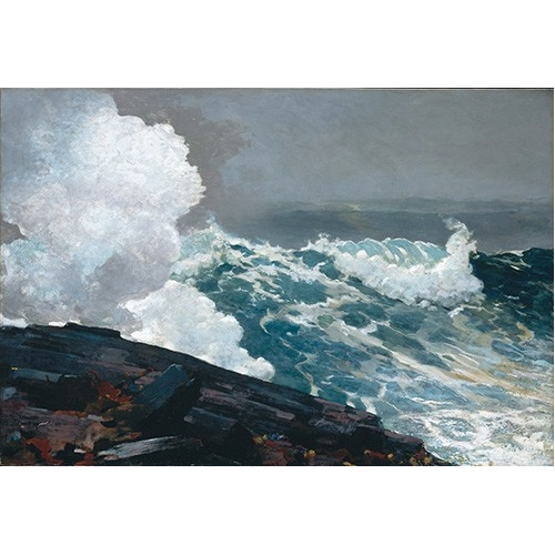 Comprar seascapes - Northeaster online - Homer, Winslow