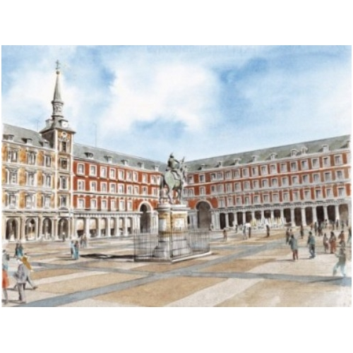 """NU_Madrid_ES8_Plaza Mayor"""