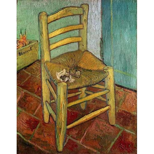 Comprar Still life paintings - La silla de Vincent online - Van Gogh, Vincent