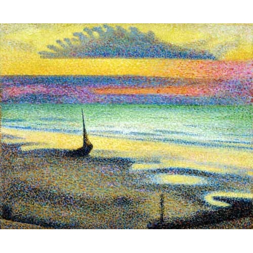 Comprar seascapes - The Beach (Heist) online - Lemmen, Georges