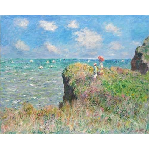 Comprar seascapes - Etretat online - Monet, Claude