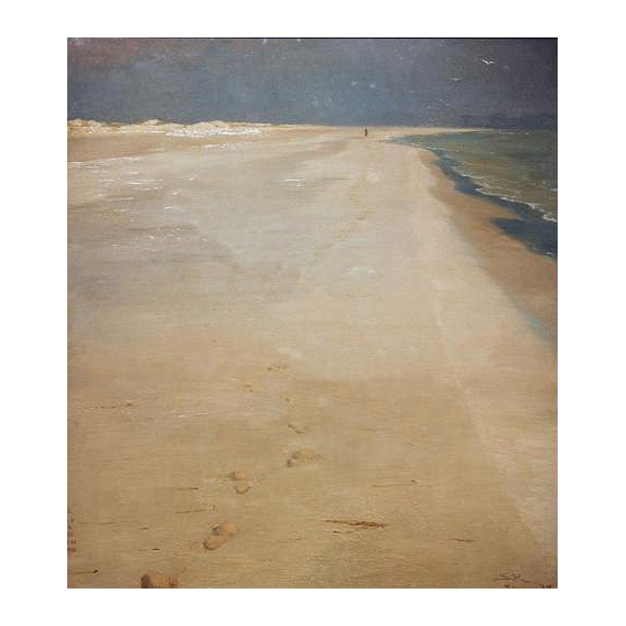 """South beach of Skagen"""
