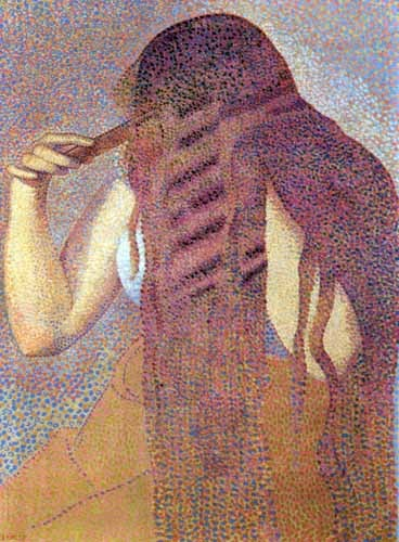 Comprar decorative paintings - La cabellera, 1892 online - Cross, Henri Edmond