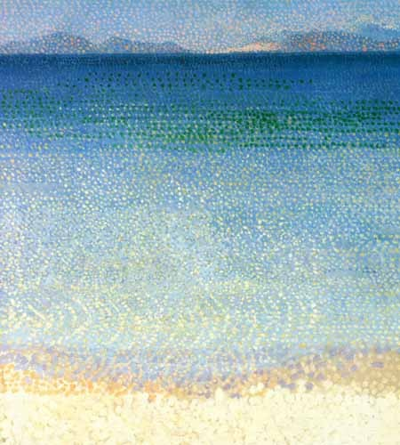 Comprar decorative paintings - Las Islas de Oro online - Cross, Henri Edmond
