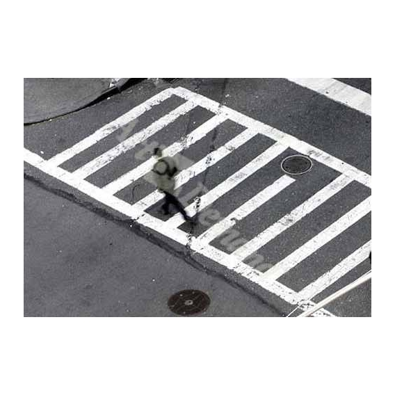 """New York, Zebra Crossing (Nueva York)"""