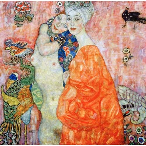 Comprar portrait and figure - Girlfriends  online - Klimt, Gustav