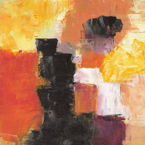 abstracts paintings - Aabsen 21 - Vicente, E. Ricardo