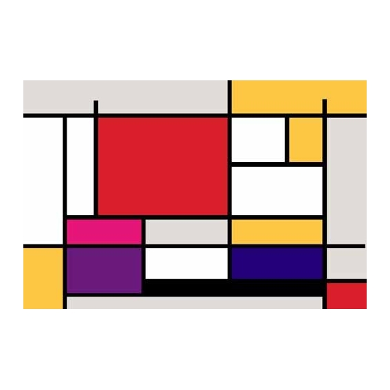 Abstractos MM_MONDRIAN (I)