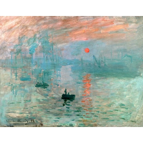 Comprar seascapes - Impression, soleil levant online - Monet, Claude
