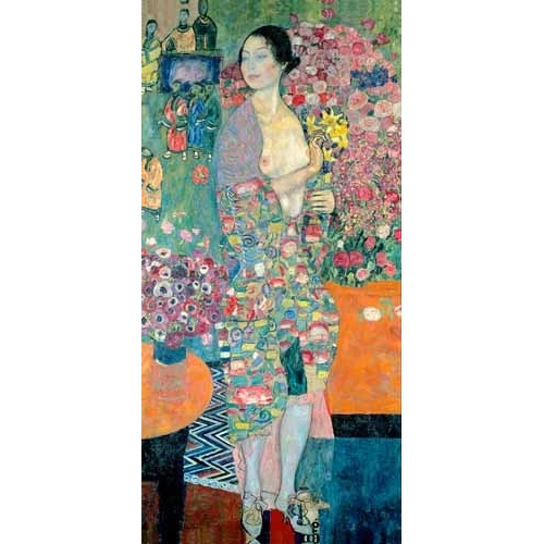 Comprar portrait and figure - The Dancer, ca. 1916–18 online - Klimt, Gustav