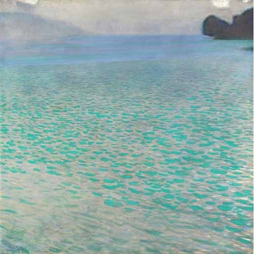 "Cuadro ""Attersee, 1901"""