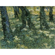 Undergrowth, 1889