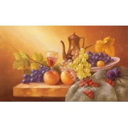 "Cuadro ""Still Life With Fruits I"""