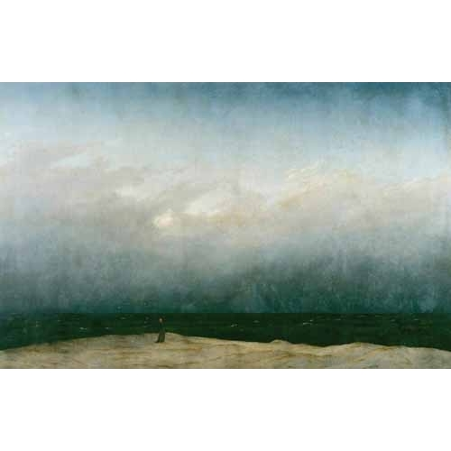 Comprar seascapes - Monk by the Sea, 1810 online - Friedrich, Caspar David