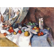 "Cuadro ""Still Life with Apples, 1895-1898"""