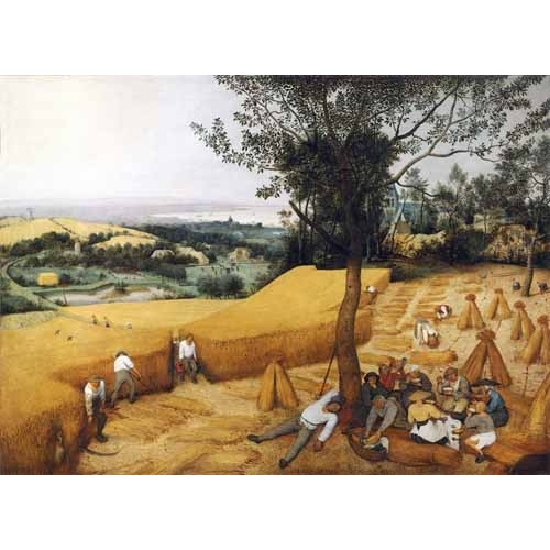 Comprar landscapes - The Harvesters online - Bruegel