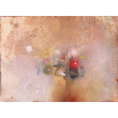 Comprar abstracts paintings - Universo-VII online - Tapissan, James