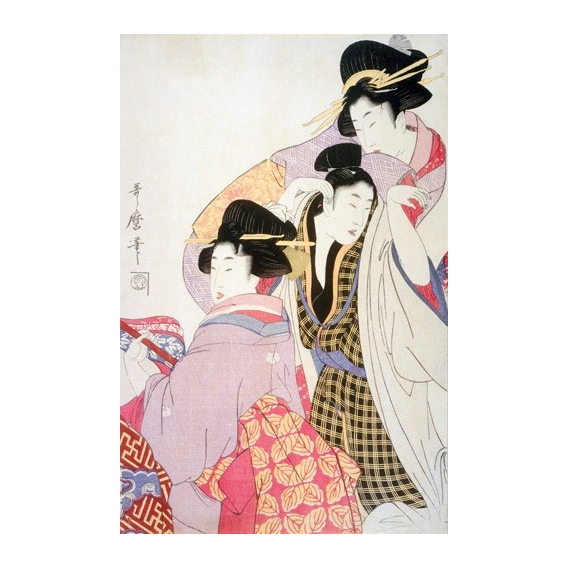 """""""Two Geishas and a Tipsy Client"""""""
