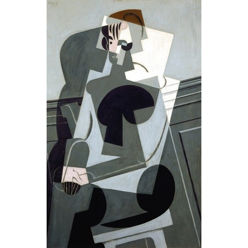 Comprar abstracts paintings - Portrait de Madame Josette Gris, 1916 online - Gris, Juan