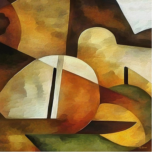 Comprar abstracts paintings - Moderno CM8889 online - Medeiros, Celito