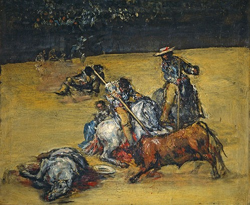 animals - Corrida de toros - Goya y Lucientes, Francisco de
