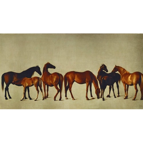 Comprar animals - Mares and Foals (caballos) online - Stubbs, George