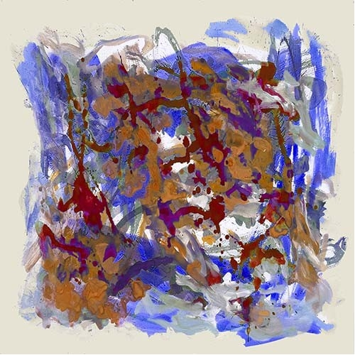 Comprar abstracts paintings - Mapa de Europa online - Ricardo, Emilio