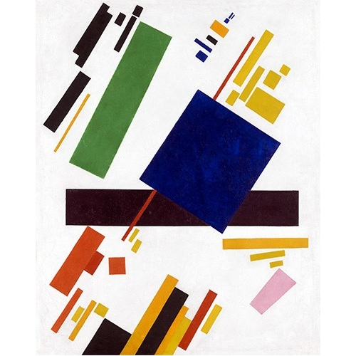 Comprar abstracts paintings - Suprematist Composition online - Malevich, Kazimir S.