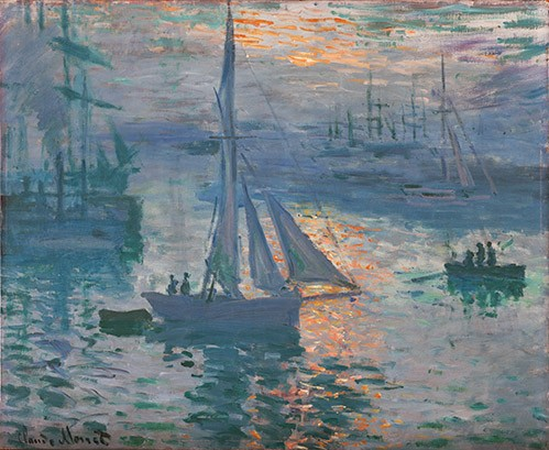 seascapes - Amanecer (Marina) - Monet, Claude