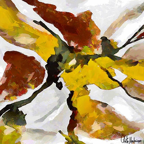 Comprar abstracts paintings - Picture Moderno CM12594 online - Medeiros, Celito