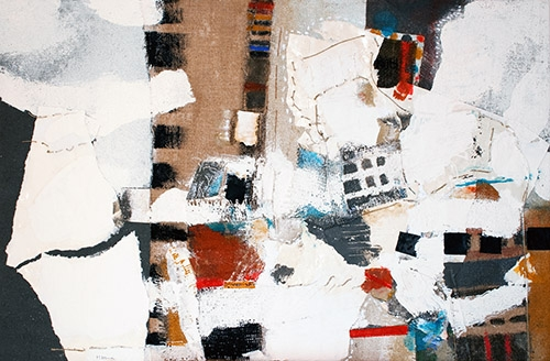 abstracts paintings - Abstracts Interiores -A- - Herron, Marisa