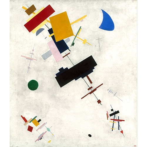 Suprematist Composition No.56, 1936