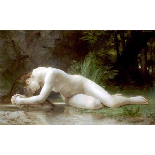 Comprar  - Cuadro Biblis online - Bouguereau, William